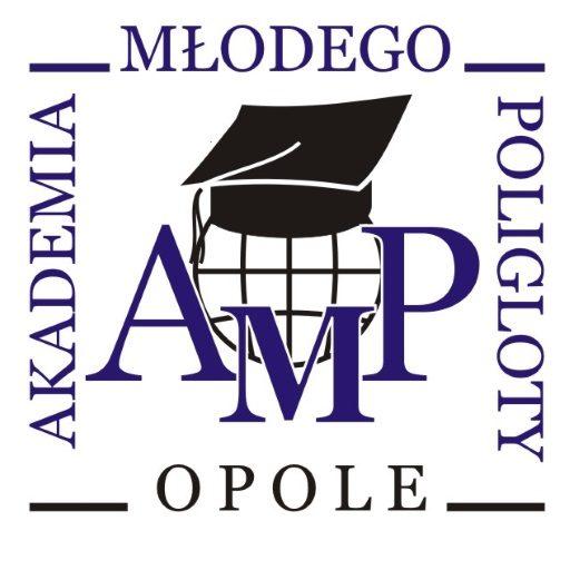 Logo Akademii Młodego Poligloty