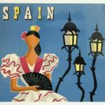pocztówka z Hiszpanii